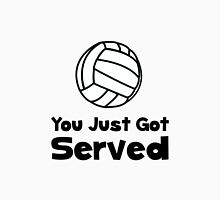 Volleyball Served Unisex T-Shirt