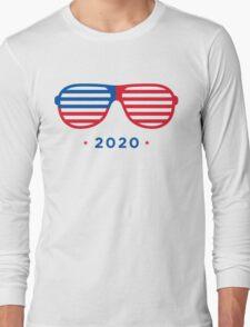 Shady President Kanye 2020 Long Sleeve T-Shirt