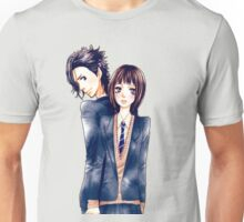 Anime Couple Suki-tte ii na yo Unisex T-Shirt