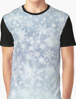 Snowy Dreams Graphic T-Shirt
