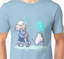 Walking the Dog Unisex T-Shirt