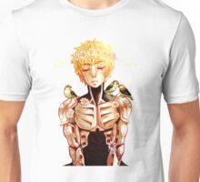 Genos One Punch Man Flowercrown Unisex T-Shirt