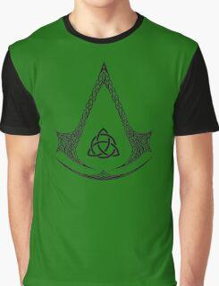 Celtic Assassin Graphic T-Shirt