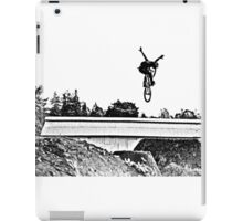 Tuck No-hander in Santa Cruz iPad Case/Skin