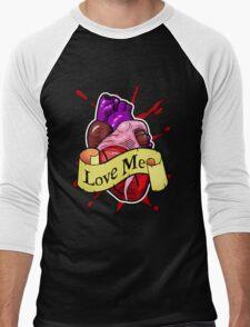 Love Me Men's Baseball ¾ T-Shirt