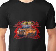 Street outlaw fire car  Unisex T-Shirt