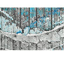 Blue Valley Photographic Print