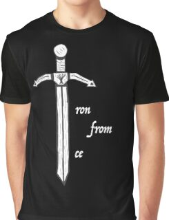 Iron From Ice Graphic T-Shirt