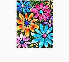 Floral Art - Big Flower Love - Sharon Cummings T-Shirt
