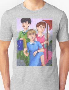 Beyond The Rainbow Valley Unisex T-Shirt