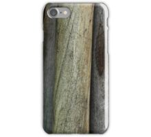 Stacked Cut Logs iPhone Case/Skin