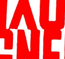 NIXON/AGNEW-3 Sticker
