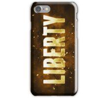 Liberty iPhone Case/Skin