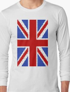 The Union Flag (Great Britain) Collection By Mikesbliss Long Sleeve T-Shirt