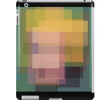 Warhol: Marilyn (computer-generated abstract version iPad Case/Skin