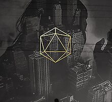 Odesza Black & White by ChillOutLife