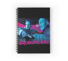 Bad Drive Spiral Notebook