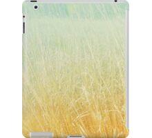 Tall Grass Prairie iPad Case/Skin