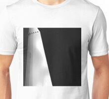 EIGHT HOLES AND MOSTLY ISOSCELES  Unisex T-Shirt