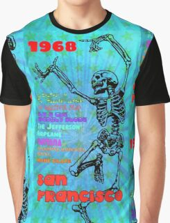 PSYCHEDELIC SAN FRANCISCO - 1968 Graphic T-Shirt