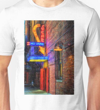 Fort Worth Impressions Scat Lounge Unisex T-Shirt