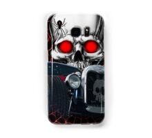 Rat Rod and spiders  Samsung Galaxy Case/Skin