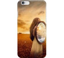 Butterfly Whispers iPhone Case/Skin