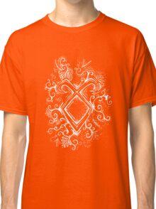 Angelic Rune Mandala- Inverted Classic T-Shirt