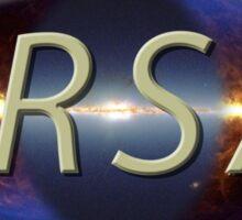 Infrared Science Archive (IRSA) Logo Sticker
