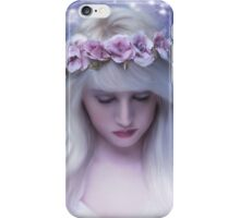 Christmas Fairy iPhone Case/Skin