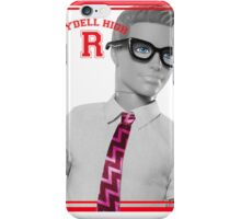 KEN DOLL WENT TO RYDELL HIGH (GREASE) iPhone Case/Skin