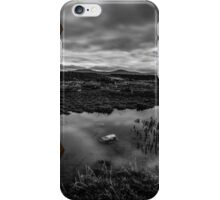 Navigational aid on the River Clwyd iPhone Case/Skin