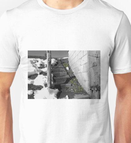 Color Splash Shed Unisex T-Shirt