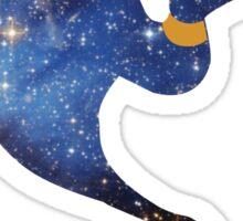 Genie - Galaxy Sticker