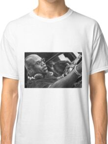 Carl Cox Pencil Drawing Classic T-Shirt