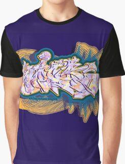 Graffiti SICK Graphic T-Shirt