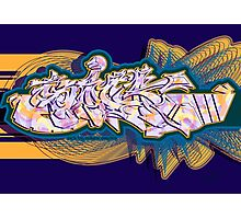 Graffiti SICK Photographic Print
