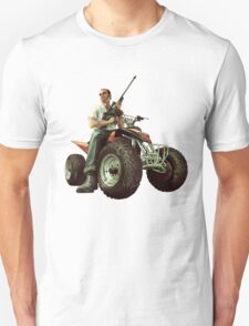 GTA - GTA 5 - Trevor ATV T-Shirt