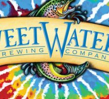 Sweetwater tyedye Sticker