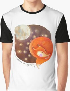 Something magical is about to happen. Graphic T-Shirt