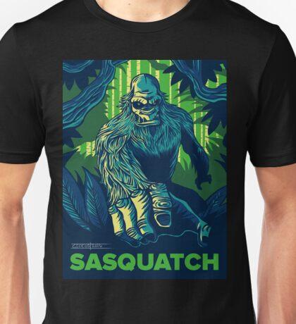 Summer Sasquatch Unisex T-Shirt