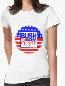 BUSH/QUAYLE '92 (2) T-Shirt