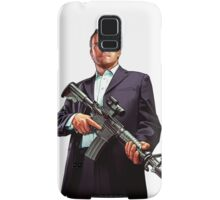 GTA - GTA 5 - Michael Samsung Galaxy Case/Skin