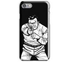 punk shooting range target iPhone Case/Skin