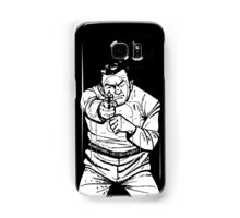 punk shooting range target Samsung Galaxy Case/Skin