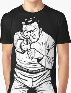 punk shooting range target Graphic T-Shirt