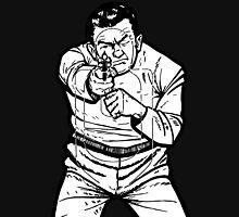 punk shooting range target Unisex T-Shirt