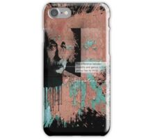 einstein iPhone Case/Skin