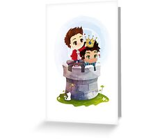 Hale Kingdom Greeting Card