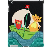 The Owl And The Pussy Cat When To Sea iPad Case/Skin